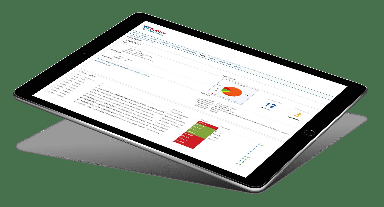 Audit tracking